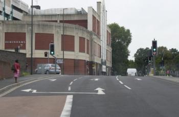 Debenhams Cross Road