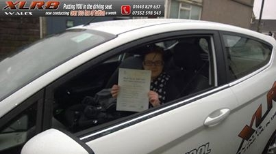 1222014 - Big congratulations to Alisha Riddiford on passing her driving test today in Pontypridd We hope all went ok getting your new car on the road looking forward to seeing you out and about