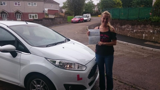24715 - Iacute;m so chuffed with my result today Huge THANK YOU to my instructor Glenn I wouldnacute;t have done it without him Changing my ex instructor was the best thing Iacute;ve ever done Glenn picked up on my mistakes straight away he is a great guy with excellent skills to teach people So if you wander what driving instructor you should go with Glenn is the answer<br />