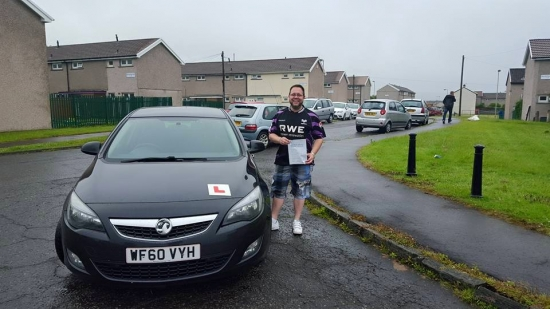13715 - Awesome driving school canacute;t fault Robs patience amp; guidance would recommend anyone learning too go with xlr8 Wales thanks again Rob<br /> <br /> <br /> <br /> Well done Ashley on passing your automatic test today Brilliant result fella I know how much you wanted it - really proud of you