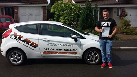 12814 - Absolutely beaming with today Never could of done it without Ali couldnacute;t of asked for better Without doubt will recommend XLR8 to everyone Thank you <br /> <br /> <br /> <br /> What a stunning result from Canaan Beasley today who passed his driving test in Merthyr Tydfil 1st time and only after 10 hours Spectacular