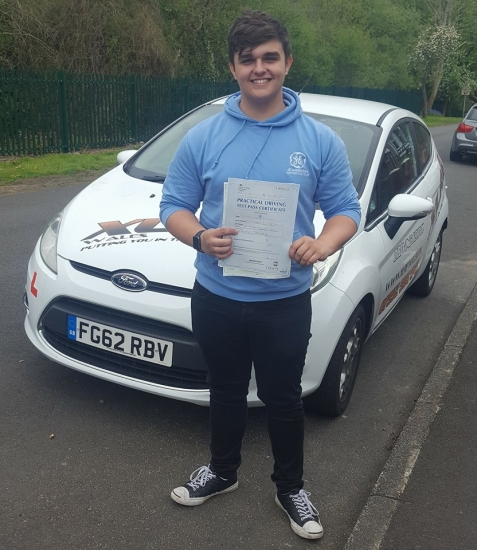 28417 Brilliant driving school and instructor passed in the shortest time possible and very happy with service Would recommend to anyone thatacute;s learning to drive<br />