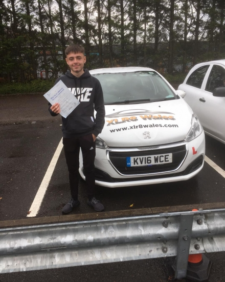 Congratulations to Harrison Williams on passing his driving test today with 2 minors in Merthyr Tydfil with our Peter... drive safe 🚗🚦