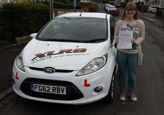 26115 - Starting to learn how to drive with XLR8 was the best decision I have ever made Would 110 recommend they are the best and put me at ease<br />