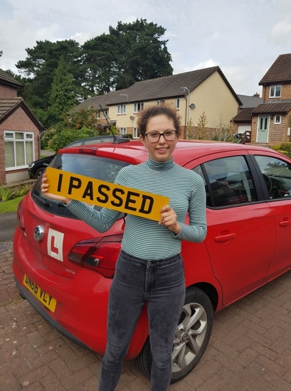 30.08.2019 - 'I did a semi intensive course with Rhys and just passed my test!! Definitely 100% worth doing and he was a fab instructor.'