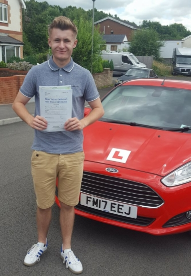 10717 - Ali was a great teacher have me all the help and support I needed would definitely recommend to my friends <br /> <br /> <br /> <br /> Congratulations goes out to Iwan Barber who passed his driving test today 1st time with only 3 minor faults enjoy whizzing the Corsa around and be safe