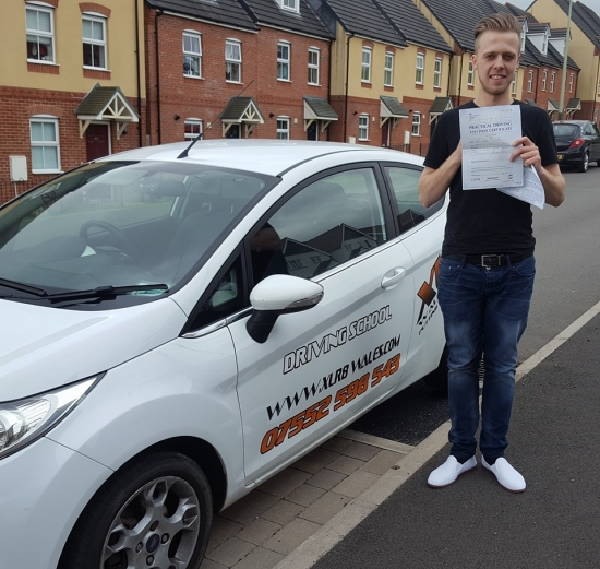 1616 - I took a semi intensive course with Ali and all I can say is sheacute;s a fantastic instructor Passed with only 3 minors thereacute;s the proof of her teaching skills thank you very much<br /> <br /> <br /> <br /> Congratulations goes out to Jim who passed his driving test 1st time today with only 3 little minor faults wooohooo