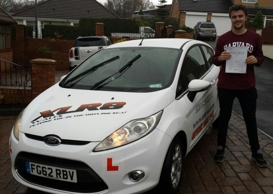 211114 - I am so thankful for what XLR8 have helped me achieve a first time pass with 3 minors and in only 17 days Ali was absolutely amazing from day 1 and is a great instructor I would definately advise any learner to go with XLR8 thank you guys<br />