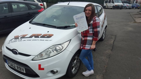 1132016 - Best driving school around Will definitely recommend thanks for everything Ali xxxxxxx<br /> <br /> <br /> <br /> Congratulations goes out to our Jess who passed her driving test today in Merthyr Tydfil 1st time Iacute;m so pleased you got over those nerves and nailed it