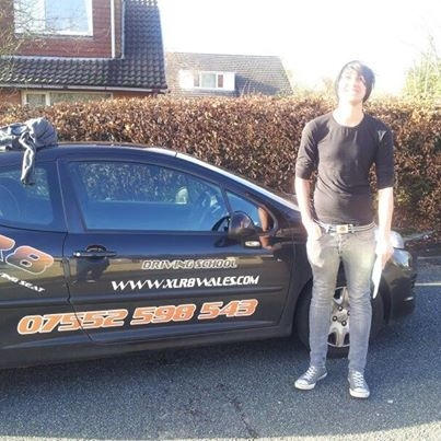 Amazing service would totally recommend this service to my friends and family 11-2-2014 - Well done John for passing your test today in Newport with just 4 minors Have fun car hunting and stay safe :-