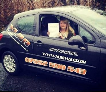 1422017 - Over the moon I passed Itacute;s all thanks to Matt Only took me five weeks and a total of 20 hours and I couldnacute;t of done it without him I seriously reccomend Matt and XLR8 Wales to anyone who wants to learn to drive <br /> <br /> <br /> <br /> A massive congratulations to Lauren on passing her driving test today with just 5 minors and in just 20 hours Absolutely fantastic