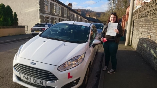 11117 - Thank you so much definitely wouldnacute;t have been able to do it without you<br /> <br /> <br /> <br /> Congratulations to Megan Jones on passing her test today with Zero faults - Awesome result