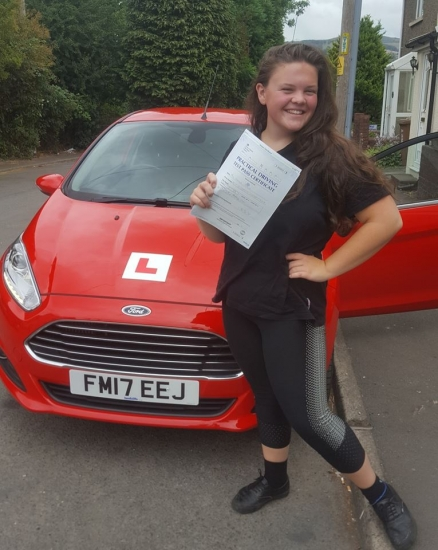 18.7.18 - Woohooo!!! Congratulations to Shannon on passing her test today, 1st time after completing a semi intensive course.... Super proud