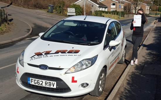 2422016 - Ali is the best driving instructor ever So helpful and if she can help me pass my test she can make anyone pass haha totally recommend this driving school x<br /> <br /> <br /> <br /> She has only gone and nailed it Well done to Sinead who passed her driving test today in Abergavenny Enjoy driving your little Adam