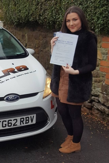 141116 - Passed today first time all thanks to Ali Absolutely amazing Could never of done it without the patience of her after all my nerves and silly mistakes I finally done it thank you so much<br /> <br /> <br /> <br /> What a mega result today Congratulations goes out to Tammy who passed her driving test today in Merthyr Tydfil 1st time after taking up a 5 week semi intensive course enjoy car sh