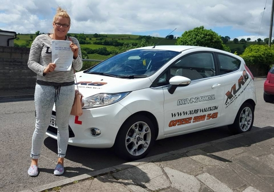 22615 - Wanna say a massive thank you to Alison for helping me pass my test : id recommend XLR8 to any1 : THANK YOU xx<br />